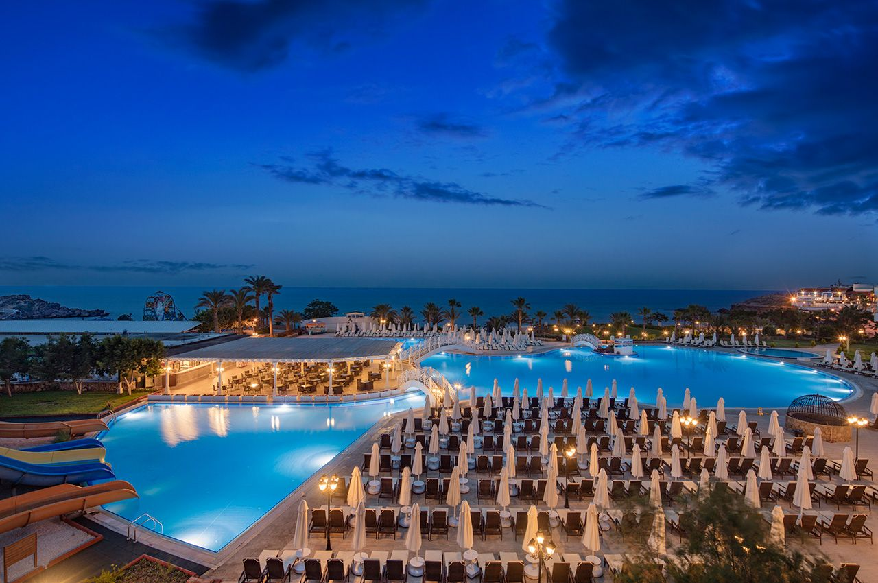 Acapulco Resort Convention Spa Hotel Kyrenia Zypern
