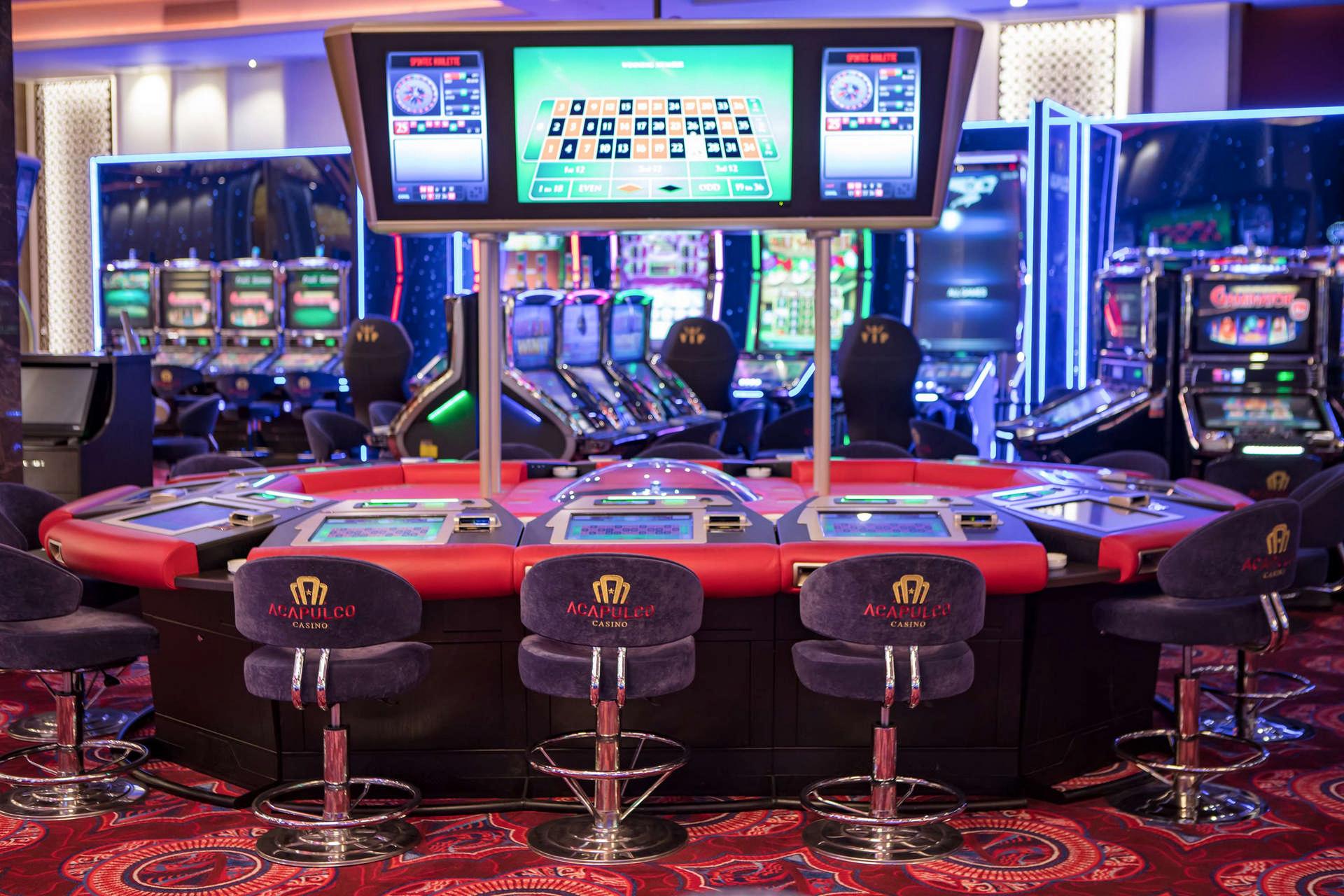 Казино на кипре акапулько аттендант в казино